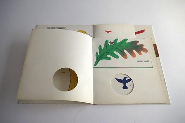 Storie di tre uccellini Bruno Munari Emme Edizioni 1979.jpg